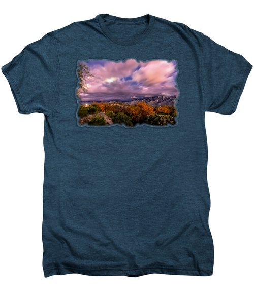 Winter Colors 25 Men's Premium T-Shirt