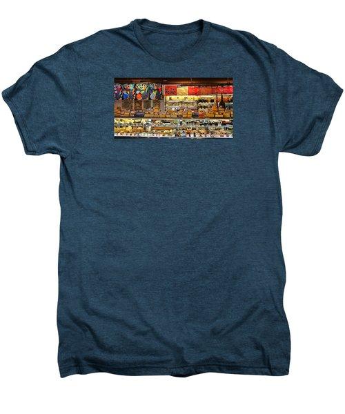 Zingermans Deli Ann Arbor  5046 Men's Premium T-Shirt by Jack Schultz