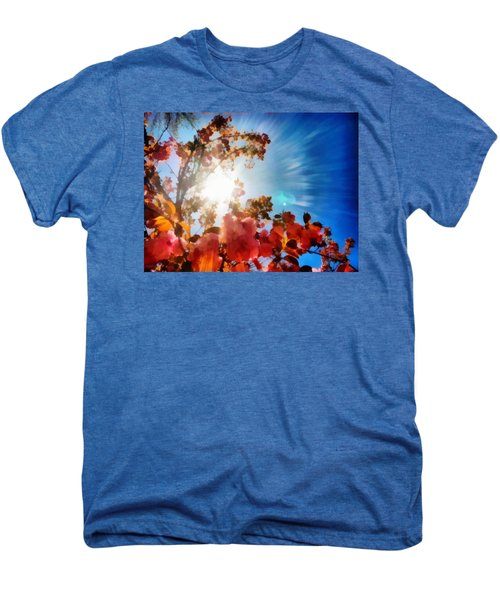 Blooming Sunlight Men's Premium T-Shirt