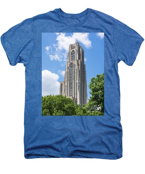 Cathedral Of Learning - Pittsburgh Pa Men's Premium T-Shirt