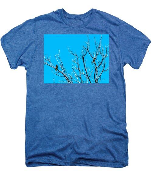 Cedar Wax Wings Men's Premium T-Shirt