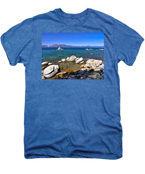 Clarity - Lake Tahoe Men's Premium T-Shirt