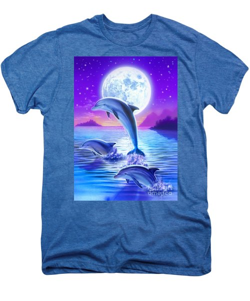 Day Of The Dolphin Men's Premium T-Shirt