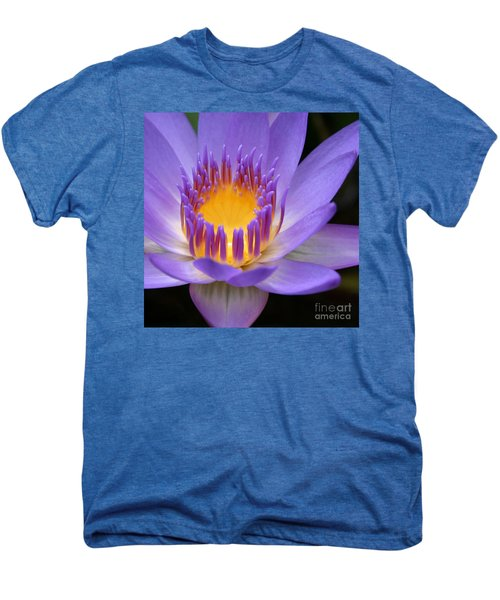 My Soul Dressed In Silence Men's Premium T-Shirt by Sharon Mau