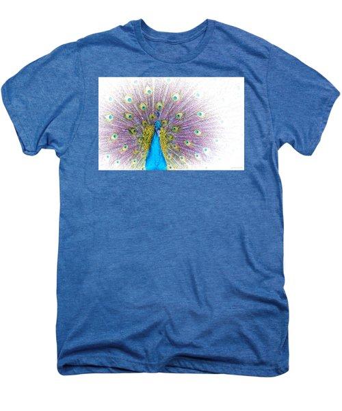 Peacock Men's Premium T-Shirt