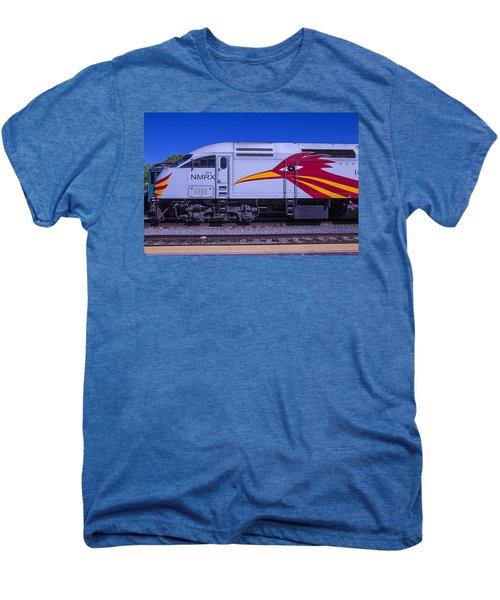 Rail Runner Train Men's Premium T-Shirt
