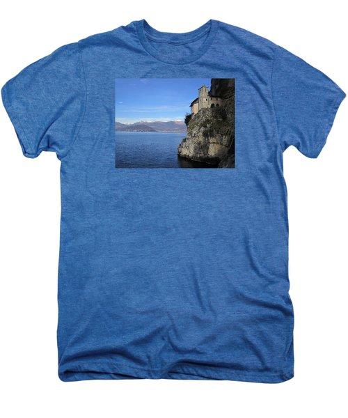 Santa Caterina - Lago Maggiore Men's Premium T-Shirt