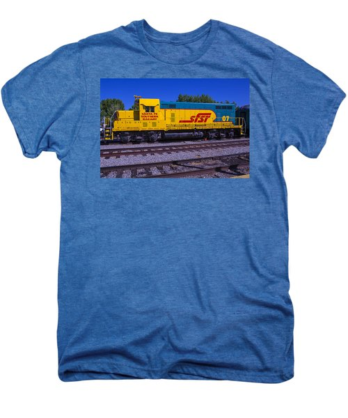 Santa Fe Southern Railway Engine Men's Premium T-Shirt