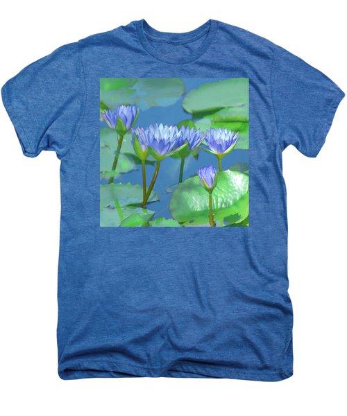 Silken Lilies Men's Premium T-Shirt