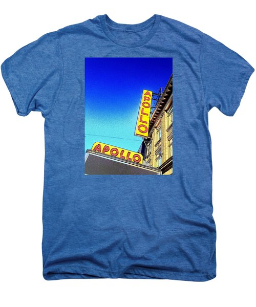 The Apollo Men's Premium T-Shirt by Gilda Parente