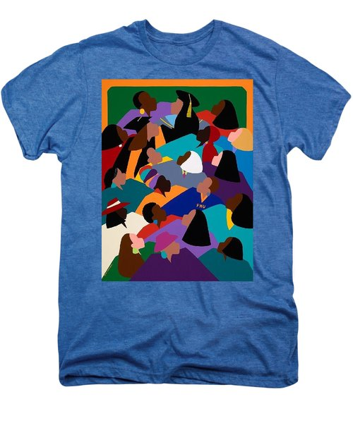 Women Lifting Their Voices Men's Premium T-Shirt