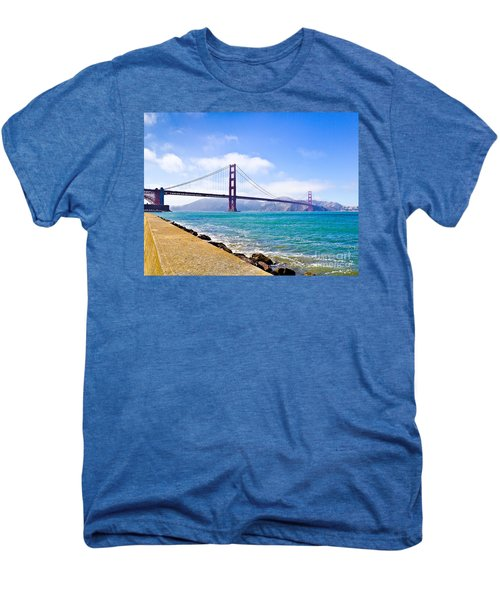 75 Years - Golden Gate - San Francisco Men's Premium T-Shirt
