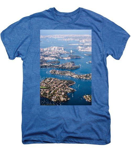 Sydney Vibes Men's Premium T-Shirt by Parker Cunningham