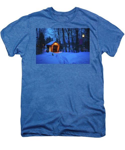Tannery Hill Bridge Men's Premium T-Shirt