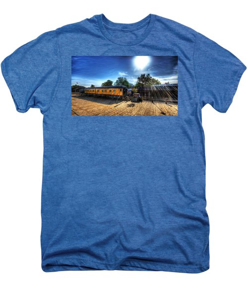 Train Men's Premium T-Shirt