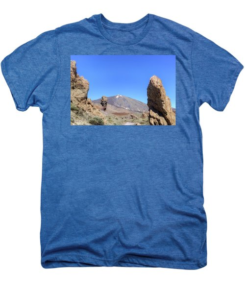 Tenerife - Mount Teide Men's Premium T-Shirt