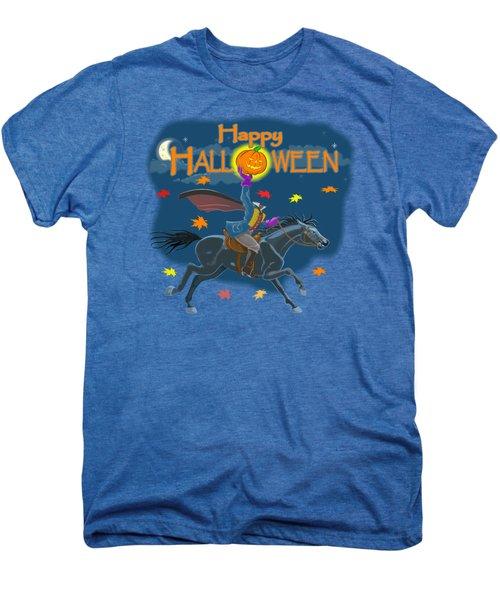 A Sleepy Hollow Halloween Men's Premium T-Shirt