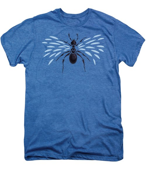 Abstract Winged Ant Men's Premium T-Shirt