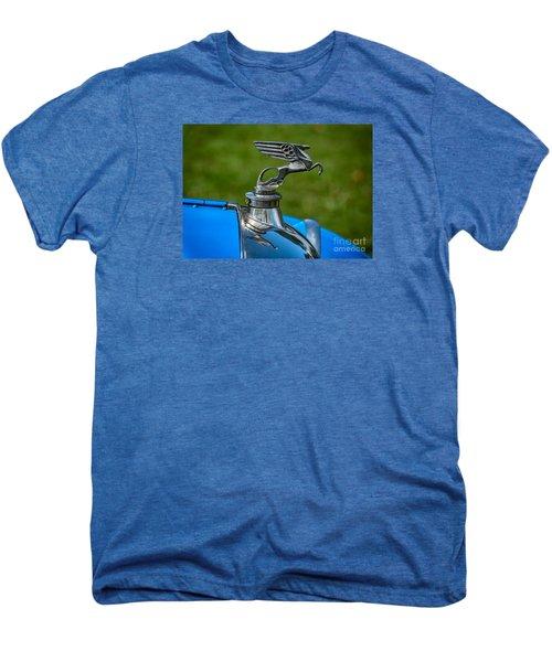 Amilcar Pegasus Emblem Men's Premium T-Shirt by Adrian Evans