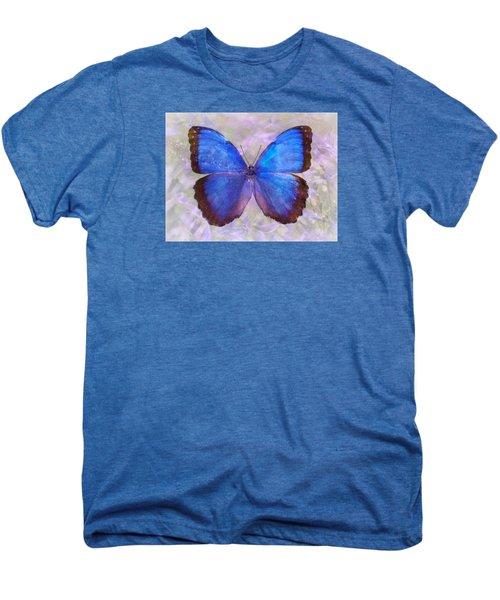 Angel In Blue Men's Premium T-Shirt