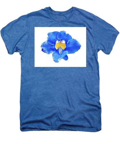 Art Blue Beauty Men's Premium T-Shirt