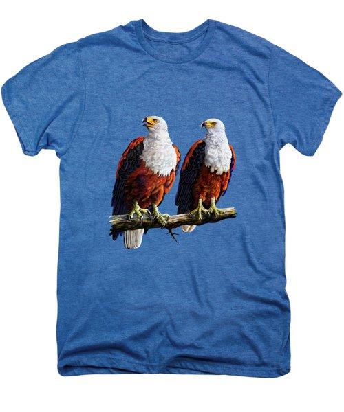 Friends Hanging Out Men's Premium T-Shirt