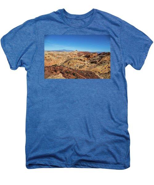Barren Desert Men's Premium T-Shirt