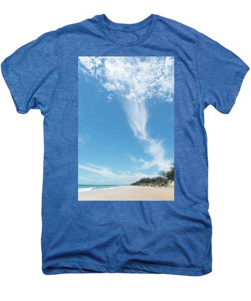 Big Sky Beach Men's Premium T-Shirt