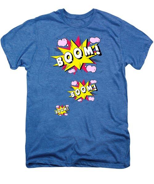 Boom Comics Men's Premium T-Shirt by Mark Ashkenazi