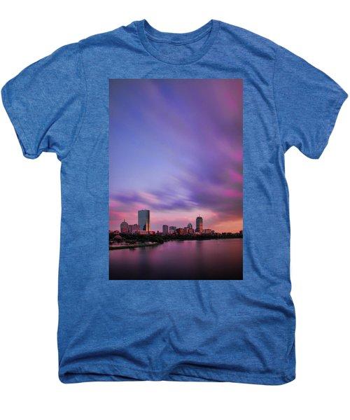 Boston Afterglow Men's Premium T-Shirt
