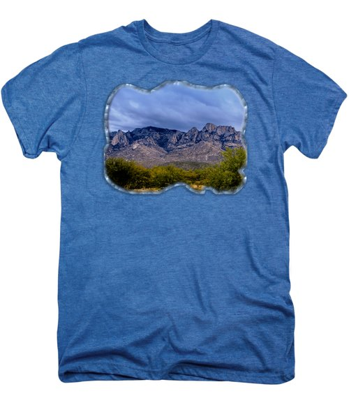 Catalina Mountains P1 Men's Premium T-Shirt