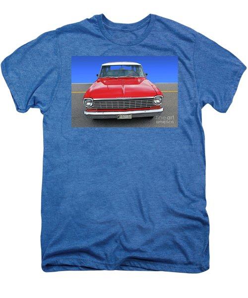 Chev Wagon Men's Premium T-Shirt