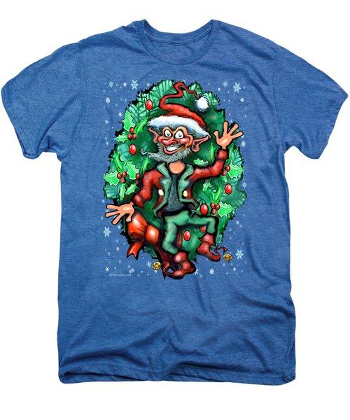 Christmas Elf Men's Premium T-Shirt