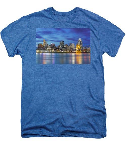 Cincinnati, Ohio Men's Premium T-Shirt
