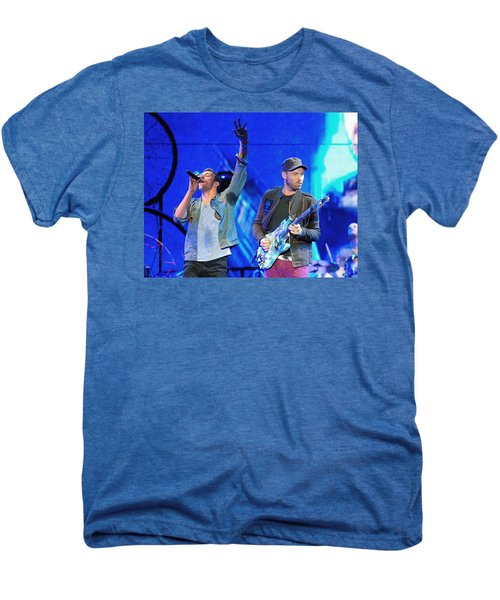 Coldplay6 Men's Premium T-Shirt by Rafa Rivas