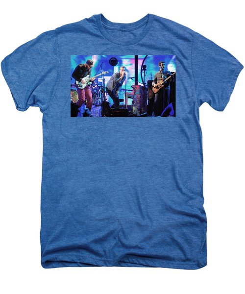 Coldplay7 Men's Premium T-Shirt by Rafa Rivas