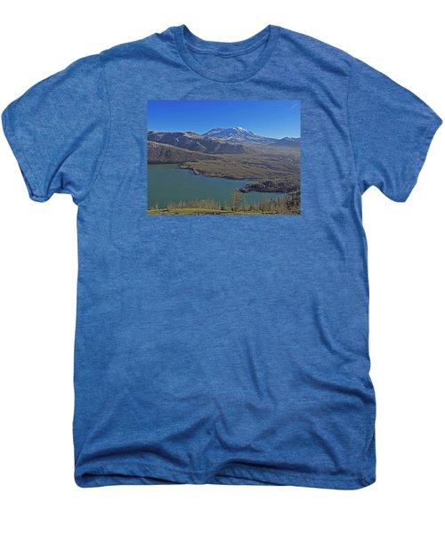 Coldwater Lake Men's Premium T-Shirt