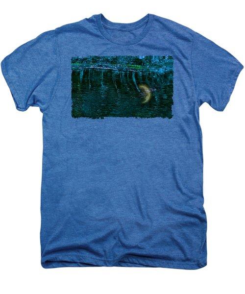 Dark Waters 2 Men's Premium T-Shirt by John M Bailey