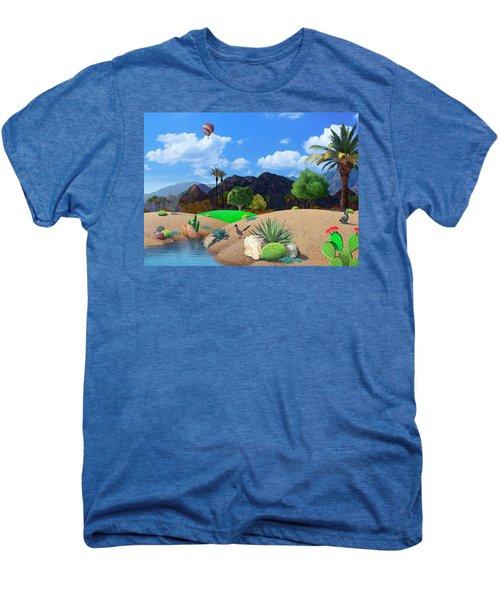Desert Splendor Men's Premium T-Shirt