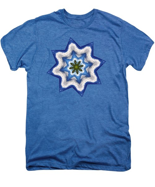 Earth Through A Star Men's Premium T-Shirt