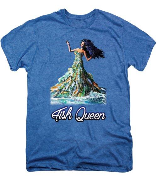 Fish Queen Men's Premium T-Shirt