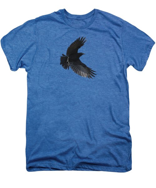 Flying Crow Men's Premium T-Shirt