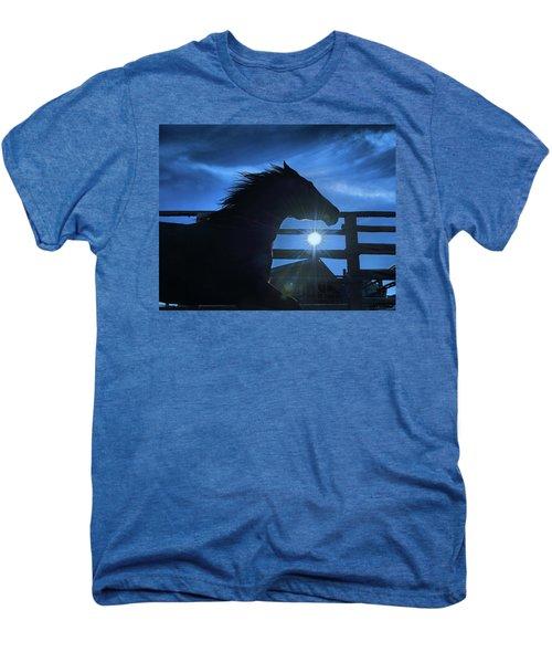 Free Spirit Horse Men's Premium T-Shirt