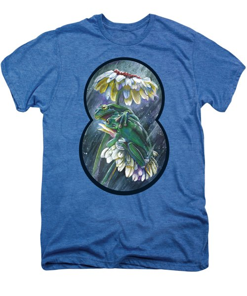 Frogs- Optimized For Shirts And Bags Men's Premium T-Shirt