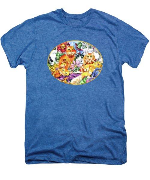 Garden Party Men's Premium T-Shirt