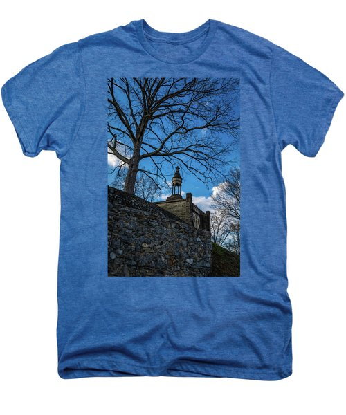 Guarded Summit Memorial Men's Premium T-Shirt