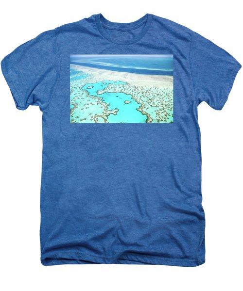 Heart Reef Men's Premium T-Shirt