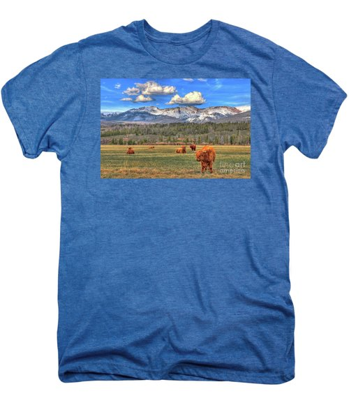 Highland Colorado Men's Premium T-Shirt