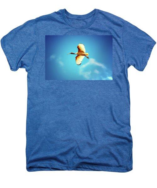 Ibis Of Light Men's Premium T-Shirt