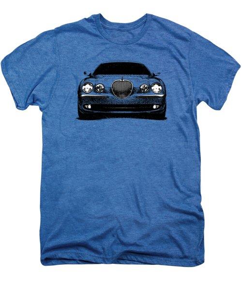 Jaguar S Type Men's Premium T-Shirt by Mark Rogan